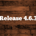 Release 4.6.3