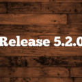 Release 5.2.0